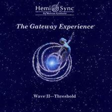 Hemi Sync Gateway Onda II 2 - Uscio CD nuovo Cofanetto Meditazione Relax