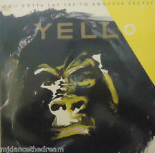 YELLO - You Gotta Say Yes To Another Excess ~ VINYL LP