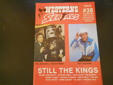 James Cagney, Rhonda Fleming, Bob Steele - Westerns and Serials Magazine 1992