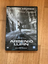 DVD ARSENIO LUPIN