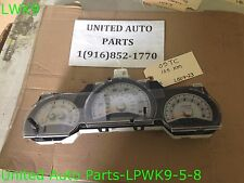 05 SCION TC SPEEDOMETER GAUGES CLUSTER TACH OEM ODOMETER 83800-21160 105KM