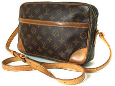 Auth LOUIS VUITTON Trocadero 27 Monogram Canvas Shoulder Bag Purse
