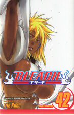 BLEACH Volume 42 Manga NEW