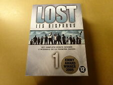 7-DVD BOX / LOST / LES DISPARUS - SEIZOEN 1