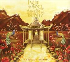 1 CENT CD I Wash My Soul in the Stream of Infinity - My Brother the Wind DIGIPAK