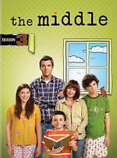 The Middle ~ Complete 3rd Third Season 3 Three ~ NEW 3-DISC DVD SET