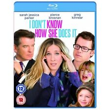 I Dont Know How She Does It Blu-ray Disc Brand New