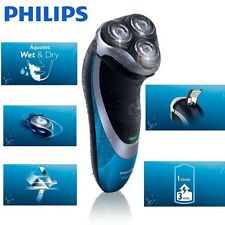 New Philips AquaTouch AT890 Rechargeable Cordless Shaver with Pop Up Trimmer