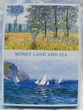 Claude Monet Land and Sea Notecard Portfolio