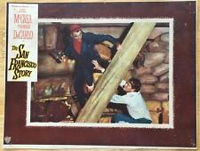 Joel McCrea as Rick Nelson in San Francisco Story 1952 # 1 lobby card photo 461
