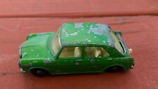 Vintage Matchbox Series No 64 M.G. 1100 Made In England by Lesney Figure Dog htf