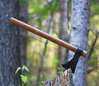 "20"" Custom Hand Forged Competition Throwing Tomahawk Blacksmith Made"