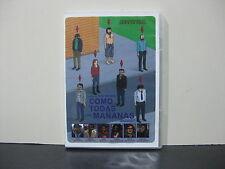 COMO TODAS LAS MAÑANAS DVD TONI NIEVAS BERTO ROMERO DANI MATEO ELENA BALLESTEROS