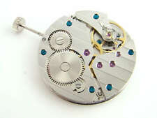17 Jewels Asian Silver 6497 Hand Winding Mechanical Movement