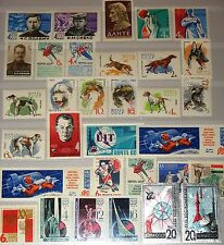 RUSSIA SOWJETUNION 1965 Year Set Jhg. 3012-3172 Block 38-41 2996-3146 + S/S MNH