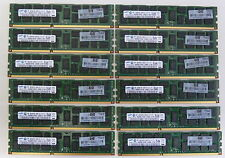 48GB (12x4GB) PC3-10600R DDR3 1333MHz Reg ECC HP IBM DELL Apple