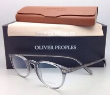 New OLIVER PEOPLES Eyeglasses RILEY R OV 5004 1132 45-20 Workman Grey/Clear Grey
