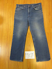 levi 547 action USA feather destroyed grunge jean tag 36x29 Meas 34x27 19907F