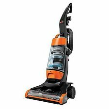 Bagless Upright Vacuum Bissell Cat Dog pet hair Vacum Cleaner Carpet Floors New