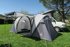 NLA inflatable driveaway awning for VW campervan bus caravan motorhome Grey