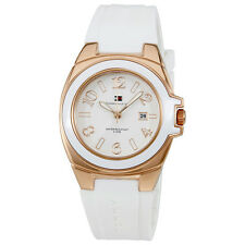 Tommy Hilfiger Riverside White Dial Ladies Watch 1780915