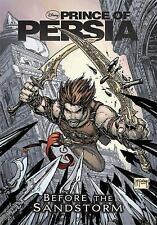 Prince of Persia: Before the Sandstorm -- A Graphic Novel Anthology (Disney Pri