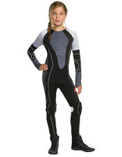 "Hunger Games Catching Fire Katniss Outfit,Tween Med (US 2-4), BUST 29"",WAIST 27"""