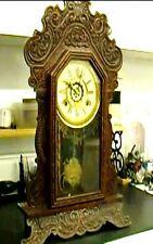 Clock Repair DVD Video - Waterbury Mantel Clock Steel Plates