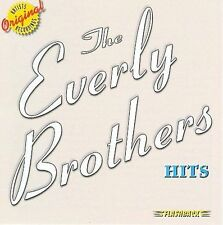 Hits by The Everly Brothers (CD, Jun-1997, Flashback Records)