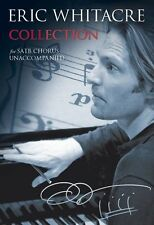 Eric Whitacre Collection Learn to Play Vocal Choral Voice Music Book