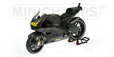 MINICHAMPS 122 110876 Ducati Desmo GP11 Valencia Test bike V Rossi 2010 1:12th
