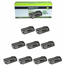 10PK CE505A / 05A Toner Cartridge For HP LaserJet P2030 P2035 P2050 P2055 New