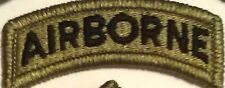 U.S. Army Airborne Tab MultiCam w/velcro Made in America
