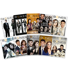 Bones: TV Series Complete Seasons 1 2 3 4 5 6 7 8 9 10 Box / DVD Set(s) NEW!