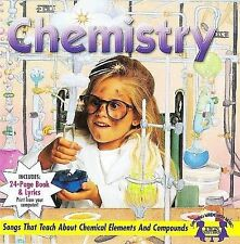 Science Series: Chemistry Music CD Twin Sisters Productions Audio CD