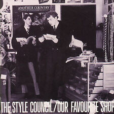 Our Favourite Shop [Remaster] by The Style Council (CD, Aug-2000, Universal)