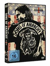 4 DVD-Box ° Sons of Anarchy ° Staffel 1 ° NEU & OVP