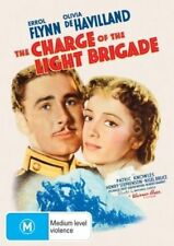 THE CHARGE OF THE LIGHT BRIGADE – DVD, ERROL FLYNN, OLIVIA DE HAVILLAND,