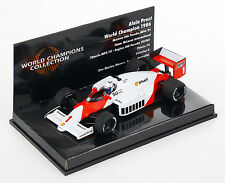 MCLAREN TAG MP4/2C ALAIN PROST F1 WORLD CHAMPION 1986 #1 PMA 436860001 1/43 OVP