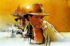 "Indiana Jones And The Last Crusade Movie Poster Mini 11""X17"""