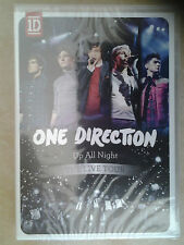 10529 // ONE DIRECTION UP ALL NIGHT THE LIVE TOUR DVD NEUF