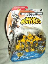Transformers Action Figure Prime Beast Hunters Deluxe Bumblebee 6 inch
