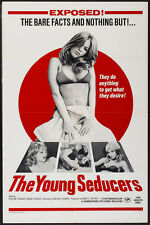THE YOUNG SEDUCERS Movie POSTER 27x40 Ingrid Steeger Evelyne Traeger Christa
