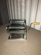 Marcato Atlas Pasta Machine Tipo Lusso Model 150 Made in Italy FREEs&h !!!