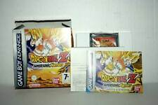 DRAGONBALL Z SUPERSONIC WARRIORS GIOCO USATO GAMEBOY ADVANCE ED ITA RS2 41709