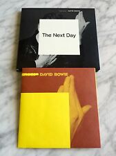 David Bowie The Next Day CD Digipak 2013 EX Feat. Stars are out! Ziggy Stardust