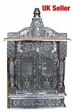 "Oxidised Copper Puja Pooja Mandir Hindu Temple 12""W X 6""D X 23""H_UK Seller"