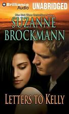 Suzanne Brockmann LETTERS TO KELLY Unabridged CD *NEW* FAST 1st Class Ship!