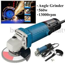 Electric Angle Grinder 560W 13000RPM 220V 50Hz Sander Tool Machine Heavy Duty