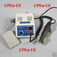 Dental Marathon Lab Electric Micromotor Polishing Motor 35,000 35K RPM Handpiece